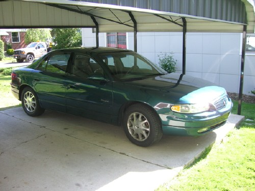 2002, 2003, 2004, 2005, Buick Regal, Buick Century, Oldsmobile Intrigue,