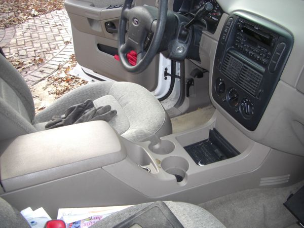 2003 Ford Explorer Blend Door Actuator Repair