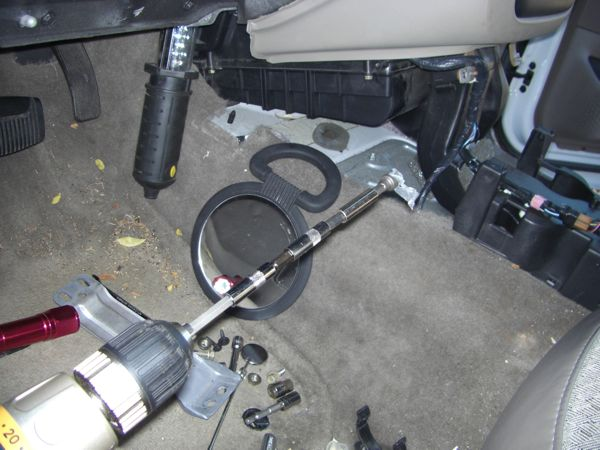 2003 Ford Explorer Blend Door Actuator Repair