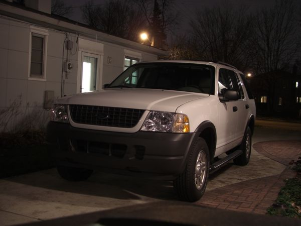 2002 ford explorer limited problems